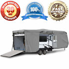 Weatherproof Travel Trailer / Toy Hauler Storage Cover Camper Outdoor Protection