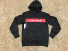 $75 Mens Nike Therma Atlanta Falcons NFL On Field Hooded Sweatshirt Hoodie $39.95 USD on eBay