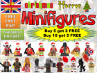 Minifigures Mini figure CHRISTMAS HORROR - FREE BASE BRICK Gift UK NEW TOY Stock £3.00 GBP on eBay