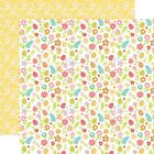 "Hiding Eggs - Easter Wishes Double-Sided Cardstock 12""X12"" - 25/pack"