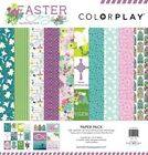 "Easter Joy - ColorPlay Collection Pack 12""X12"""
