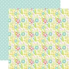 "Spring Bloom - Spring Fling Double-Sided Cardstock 12""X12"" - 25/pack"