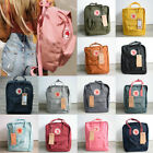 20/16/7 L Fjallraven Kanken Handbag Outdoor Travel Bag Waterproof Sport Backpack image
