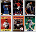 2019 Topps Archives Baseball - Base Set and SP Cards - Choose Card #'s 201-330 on Ebay