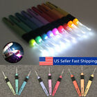 9 Sizes LED Crochet Hooks Set Light up Knitting Needles Weave Sewing Tools