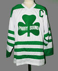 BOBBY ORR PARRY SOUND SHAMROCKS HOCKEY JERSEY SEWN NEW ANY SIZE