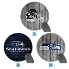 Seattle Seahawks Round Mouse Pad Mat Mice Desk Office Decor $4.99 USD on eBay
