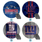 New York Giants Round Patterned Mouse Pad Mat Mice Desk Office Decor $4.99 USD on eBay