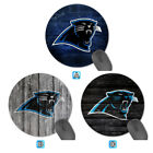Carolina Panthers Round Patterned Mouse Pad Mat Mice Desk Office Decor $4.99 USD on eBay