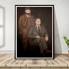 Dwight Schrute Mose Schrute Portrait - The Office Poster Print (no frame)