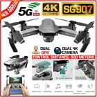 SG907 SG901 GPS With 4K HD Dual Camera 5G Wifi FPV Drone Follow Me RC Quadcopter