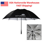"[ Fits 3 ppl] Golf Umbrella 68"" Double Canopy, 62"", 52"" Windproof UPF50+ UV"
