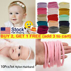 Kyпить Soft Thin Nylon Headband Skinny Stretchy Kids DIY Hair Bows Elastic Headbands на еВаy.соm