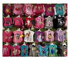 Shirt t Lot New Wholesale Girl Tops Tee Clothes 6 and 12 Baby Toddler Gift Pack