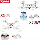 Syma X5UW X5UC RC Quadcopter Drone with 720P HD Camera 2.4Ghz 6-Axis Gyro