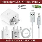 Samsung Fast Charger Plug& 1M Micro USB Data Cable For Galaxy Phones...