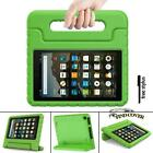 """ShockProof EVA Handle Kids Stand Cover Case For 7"""" 8"""" Amazon Kindle Fire Tablet"""
