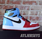Nike Air Jordan 1 Retro High OG Fearless UNC to Chicago CK5666-100 Size
