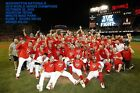 2019 WORLD SERIES CHAMPIONS WASHINGTON NATIONALS STAY IN THE FIGHT PHOTO AU17 on Ebay