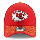 KANSAS CITY CHIEFS HAT NFL OFFICIAL ON FIELD NEW ERA FLEX FIT STRETCH CAP NEW $24.95 USD on eBay