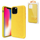 For Apple iPhone 11 Pro - ECO-Friendly Silicone Natural Shockproof Cover Case