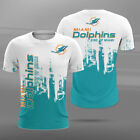 New Miami Dolphins JERSEY T-SHIRT S-5XL Football Team Fans FREE SHIPPING $28.73 CAD on eBay