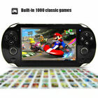 """8G PSP X9 Retro Handheld Game Console 5"""" Portable Video Game Player with Camera"""