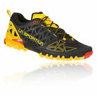 La iva Mens Bushido 2 Trail Running Shoes Trainers Sneakers Black Breathable