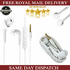 New In Ear Earphones Headsphones Ear Buds With MIC For All Mobile Phones & Tabs