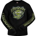 Snake Harley-Davidson Men's Interstate Legend Long Sleeve R003275 $35.0 USD on eBay