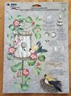 Plaid Folk Art One Stroke Reusable Teaching Guide -Flowers, Borders, Birds, Etc