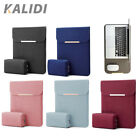 KALIDI 13.3 inch Laptop Sleeve Case for MacBook Air/13 inch Pro Retina 2017 2016