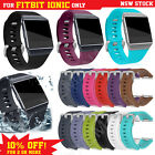 Fitbit Ionic Band Smart Watch Replacement Wristband Soft Strap Sports Bracelet
