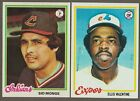 BUY 1, GET 1 FREE - 1978 TOPPS BASEBALL - YOU PICK #1 - #200 - SHARP NMMT $1.0 USD on eBay