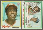 BUY 1, GET 1 FREE - 1978 TOPPS BASEBALL - YOU PICK #201 - #400 - SHARP NMMT $1.0 USD on eBay