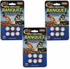 Zoo Med Nano Aquatic Banquet Food Blocks 1 or 3 Pack Made in USA