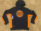 New York Knicks Nike NBA Courtside City Edition Pullover Hoodie Men's M, L, XL on eBay