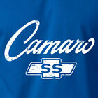 CAMARO SS Logo T-Shirt Chevy Chevrolet Classic American Muscle Car Hot Rod Tee image