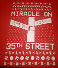 Chicago White Sox Christmas T Shirt SGA Miracle on 35th St Free Fast Shipping