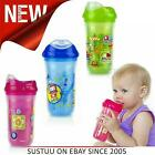 Nuby Insulated Cool Sipper|Toddler Cup|Drinking Container|Beaker|Pink|Blue|Green