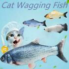 Electric Interactive Cat Wagging Fish Realistic Plush Catnip Fish Mint Pet Toys