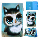 Cute Pattern Flip Kickstand Bumper Shockproof Cover For Samsung Tab A T510 T515