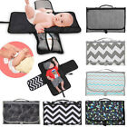 Baby Travel Changing Mat Folding Portable Home Away Storage Diaper Waterproof-