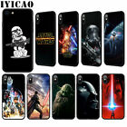 Star wars Soft TPU Case for iPhone 11 Pro XS MAX XR X 8 7 6 6S Plus 5S $2.99 USD on eBay
