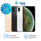 Apple iPhone XS Max Unlocked SIM Free Smartphone 64GB 256GB 512GB - All Colours