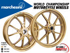 Marchesini Wheels Ducati Monster 821 10 Spoke Rims, Front and Rear Set