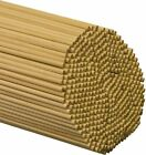 """Wooden Dowel Rods 1/4"""" x 12"""" Unfinished Hardwood Sticks - by Woodpeckers"""