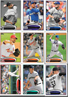 2012 TOPPS UPDATE SINGLES***YOU PICK***