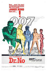 Posters USA - 007 Dr. No Movie Poster Glossy Finish - PRM067 $13.95 USD on eBay