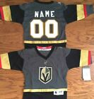 Las Vegas Golden Knights Toddler  NHL Hockey Jersey add  any name $34.99 USD on eBay